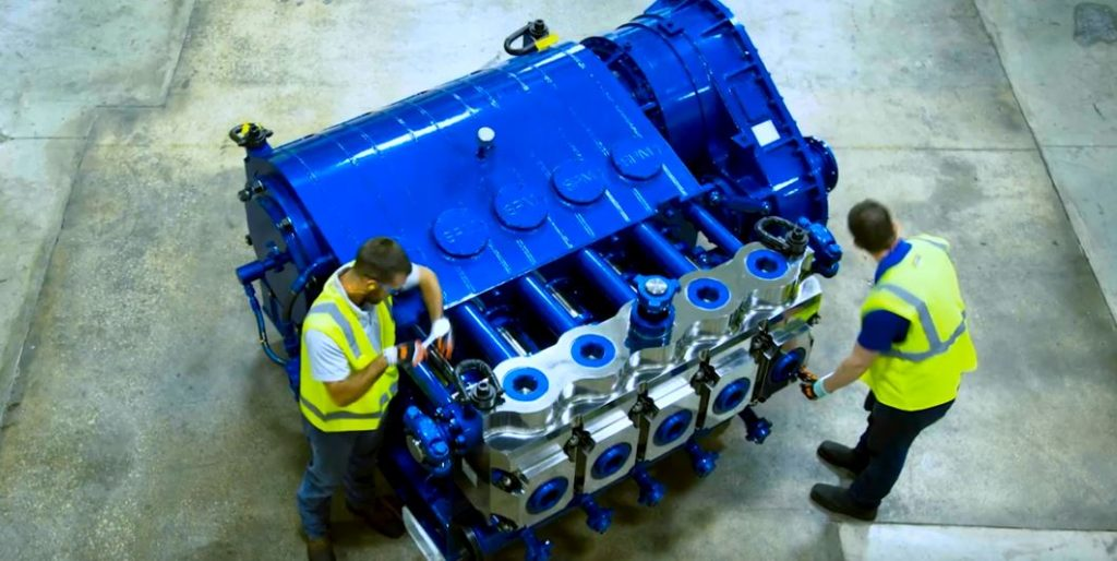 SPM® QEM 3000 Frac Pump continues to yield unsurpassed results •
