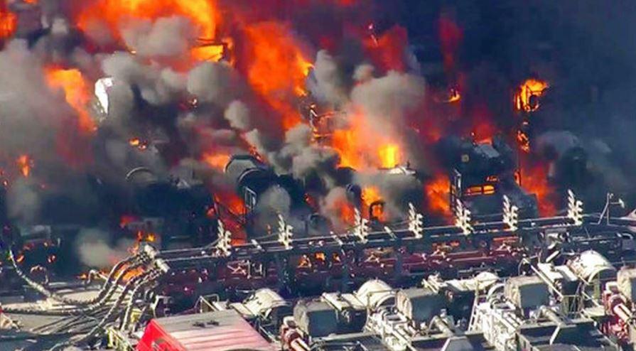 Liberty Frac Pumps Up in Smoke •