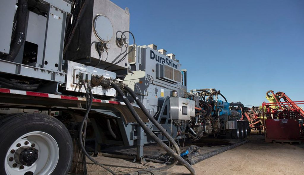 AFGlobal has completed a field trial of a new 6000 HP Frac