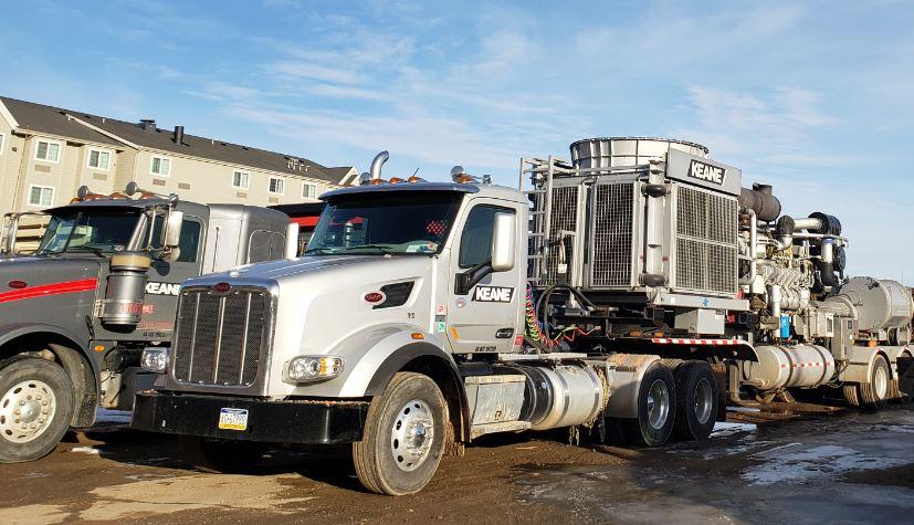 Frac News Business : Fourth-quarter North America Hydraulic