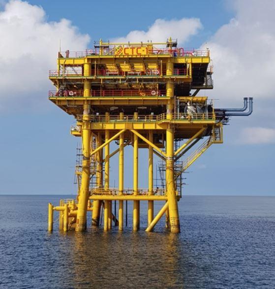 Vietsovpetro starts oil field offshore Vietnam • Vietnam
