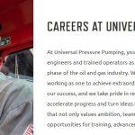 Patterson: Universal Pressure Pumping