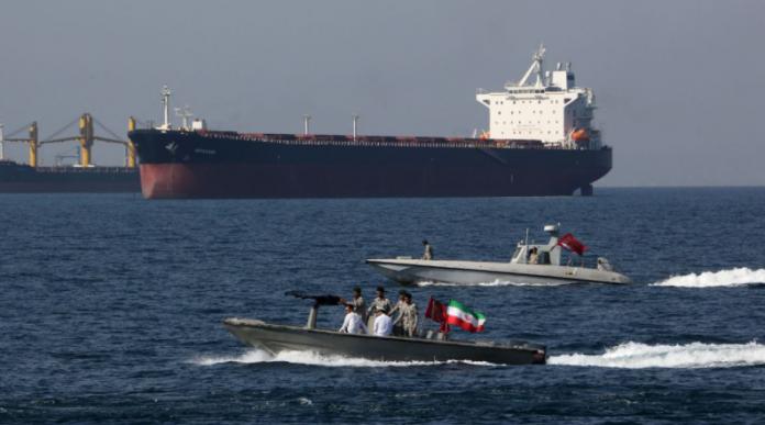 iran oil tanker to syria