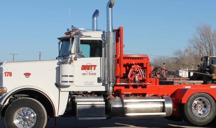 oilfield trucking